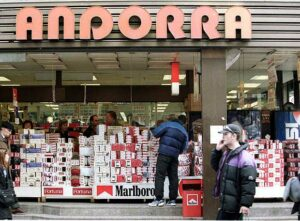 Andorra shoping