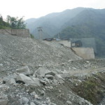 Дорога после землетрясения 2008 года