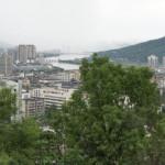 Район землетрясения - город Яань
