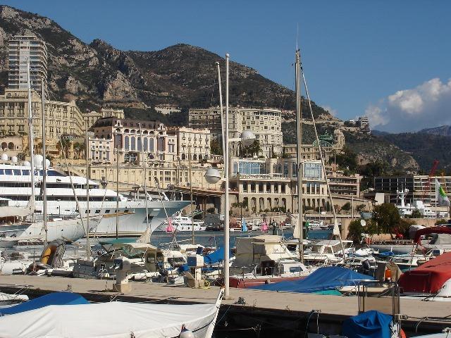 Яхт-порт в Монако